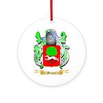 Bolgar Ornament (Round)