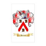Boleyn Sticker (Rectangle)