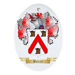 Boleyn Ornament (Oval)