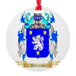 Bolesma Round Ornament
