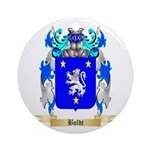 Boldt Ornament (Round)