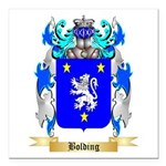 Bolding Square Car Magnet 3