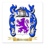 Bolderson Square Car Magnet 3