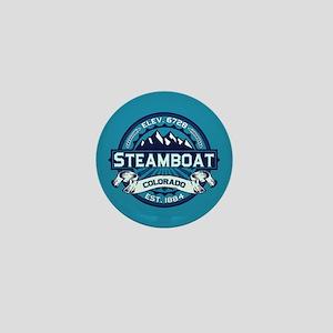 Steamboat Ice Mini Button