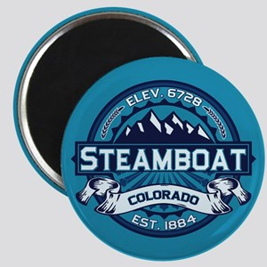 Steamboat Ice Magnet