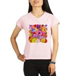 Eileen's Multifloral Peformance Dry T-Shirt