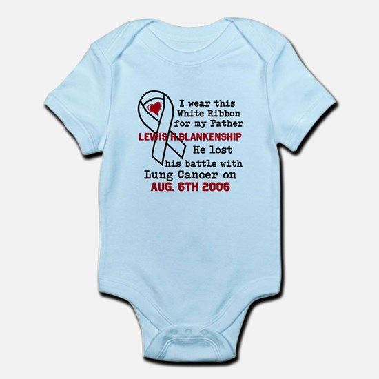 Personalize Name and Date Infant Bodysuit