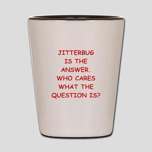 jitterbug Shot Glass