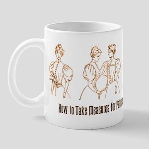 Measurements Mug