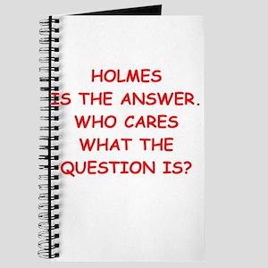 holmes Journal
