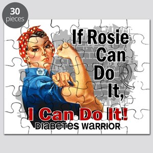 If Rosie Can Do It Diabetes Puzzle