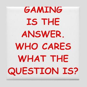 gaming Tile Coaster