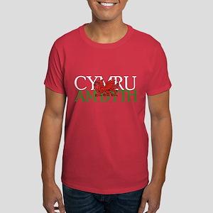Cymru Am Byth Dark T-Shirt