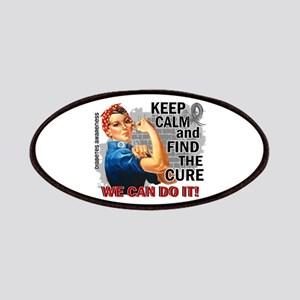Rosie Keep Calm Diabetes Patches