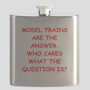 model trains Flask