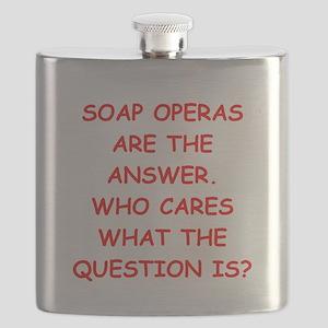 soap opera Flask