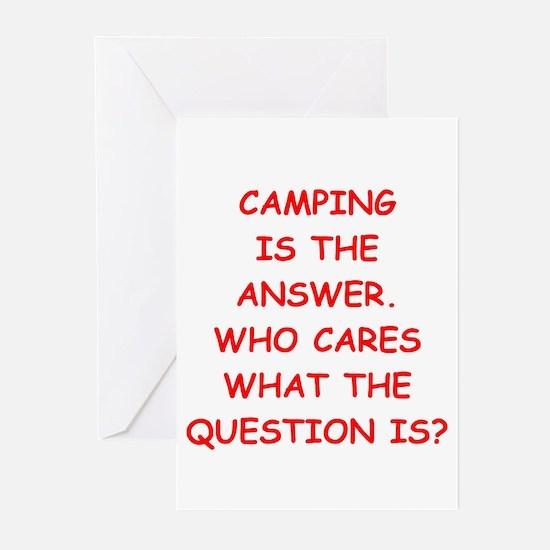 camping Greeting Cards (Pk of 10)
