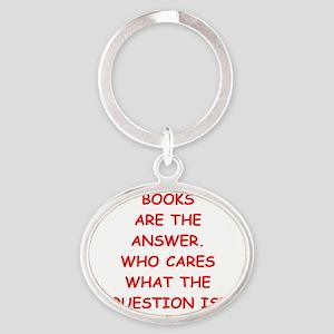 books Keychains