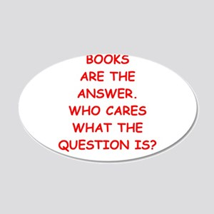 books Wall Decal