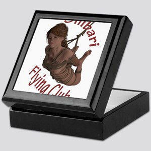 Shibari Flying Club Keepsake Box