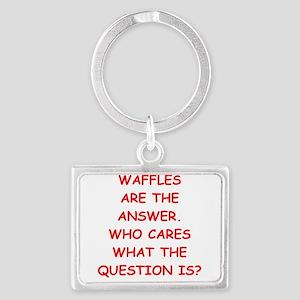 waffle Keychains