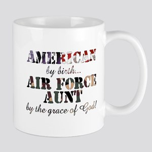 AF Aunt by grace of God Mug