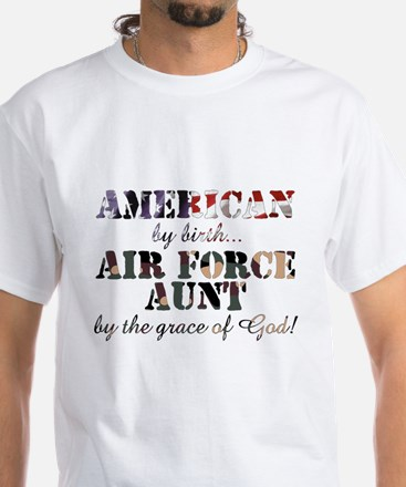 AF Aunt by grace of God T-Shirt