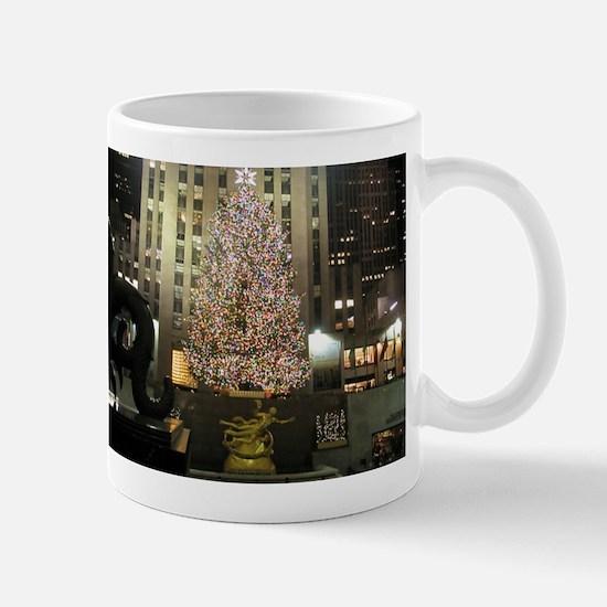 Christmas In The City Mug