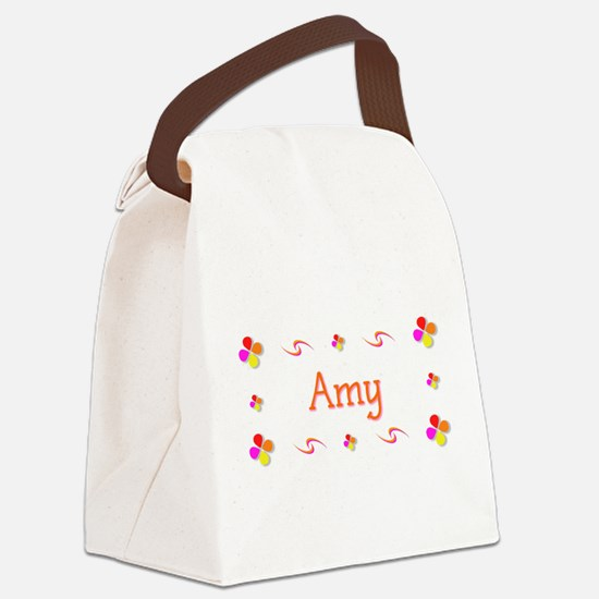 Amy 1 Canvas Lunch Bag