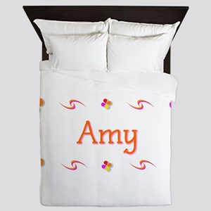 Amy 1 Queen Duvet