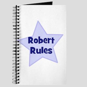 Robert Rules Journal