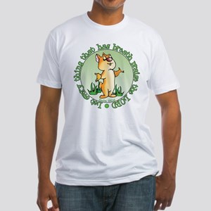 Everything That Has Breath Fitted T-Shirt