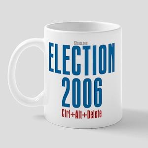 Election 2006 Reboot Mug