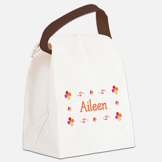 Aileen 1 Canvas Lunch Bag