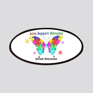 Autism Butterfly Patches
