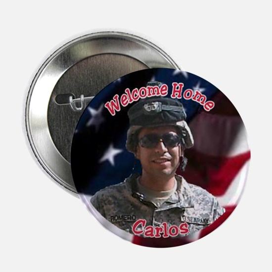 """Welcome HOME! 2.25"""" Button (10 pack)"""