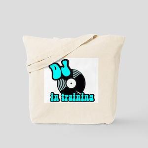 DJ in training Tote Bag