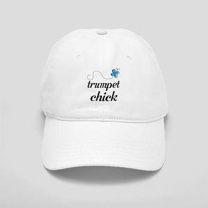 Cute Trumpet Chick Cap