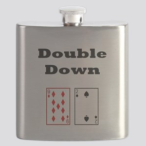 Double Down Flask