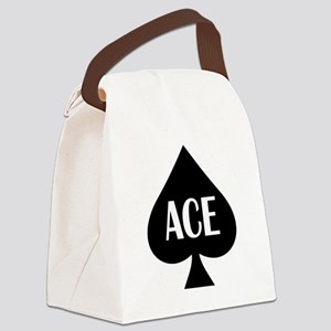 Ace1 Canvas Lunch Bag