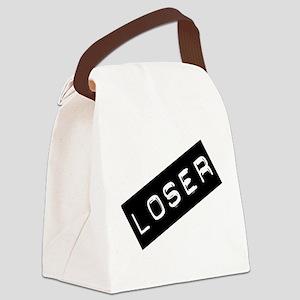 Loser3 Canvas Lunch Bag