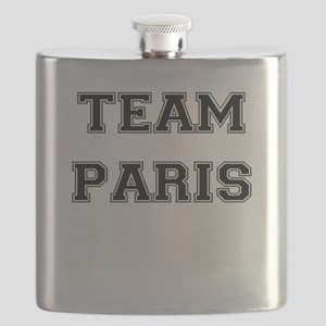 Paris White trans Flask