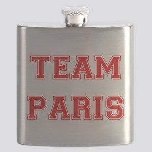 Paris Red trans Flask