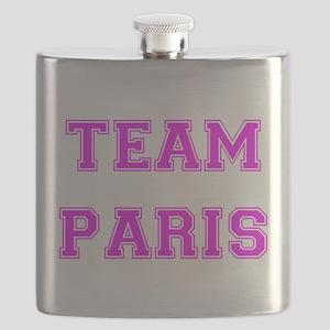 Paris Pink trans Flask