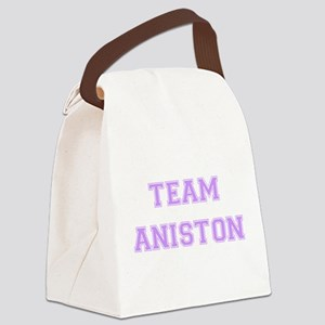 Aniston Lavender Canvas Lunch Bag