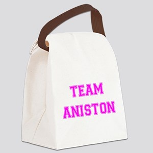 Aniston Hot Pink Canvas Lunch Bag