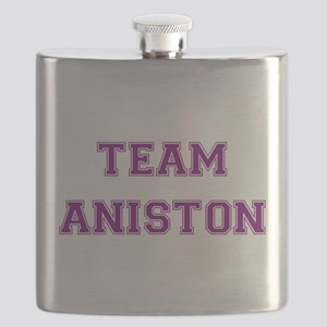 Aniston Purple Flask