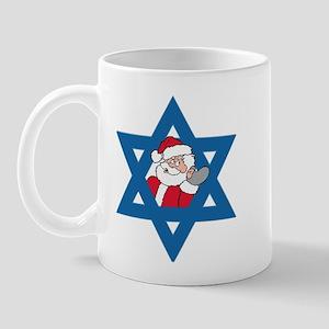 Christm()ukkah Mug