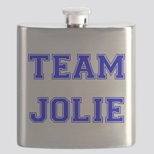 Jolie Blue Flask