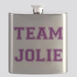 Jolie Purple Flask